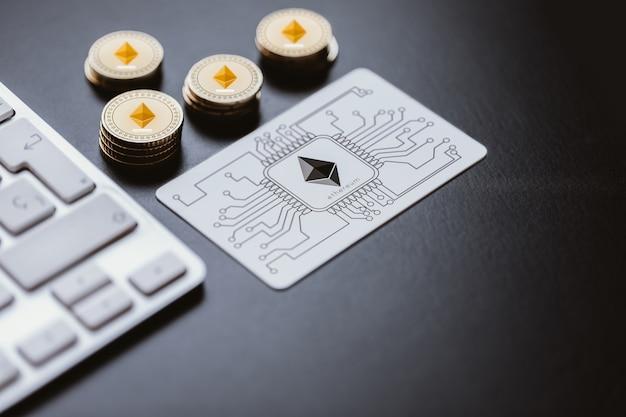 Betaling met ethereum-technologie