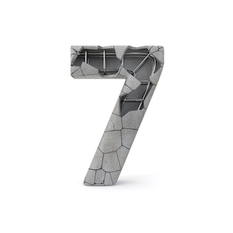 Beton nummer 7