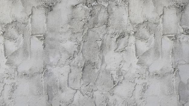 Betonnen muur of cementvloer in loft-stijl met de ongelijke patroonachtergrondtextuur