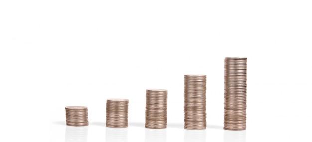 Beurs forex trading grafiek kandelaar grafiek geschikt voor financiële investeringen concept