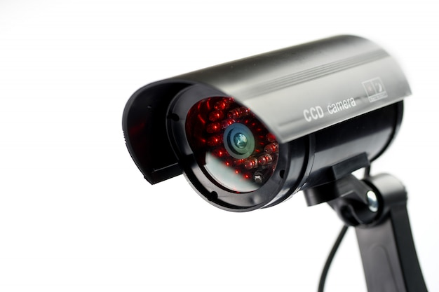 Beveiliging cctv-camera