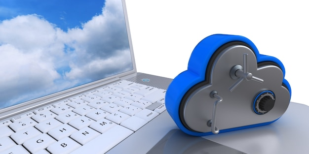 Beveiliging in de cloud