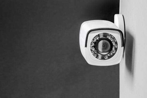 Beveiligingscamera. beveiligingssysteem.