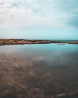 Bevroren oceaan in rio de janeiro