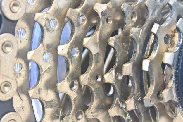 Bicycle versnellingen