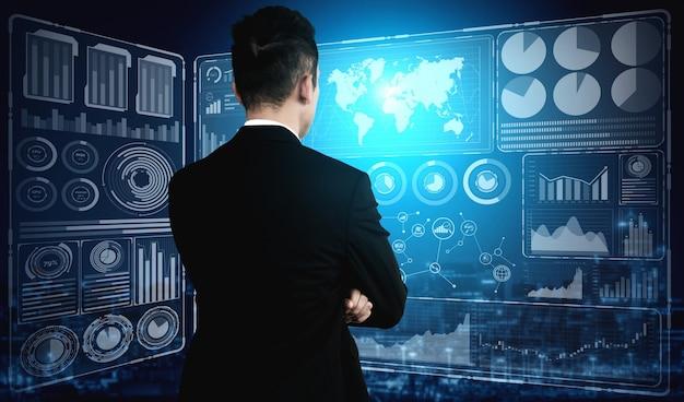 Big data-technologie voor analyse van bedrijfsfinanciering
