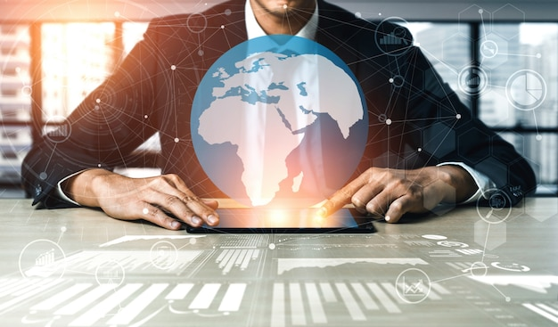 Big data-technologie voor bedrijfsfinanciering