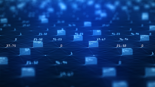 Big data visualisatie