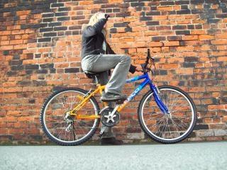 Bike - repco challenger, banden, fiets