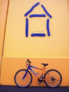 Bike - repco challenger, banden, rijden