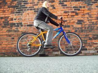 Bike - repco challenger, banden