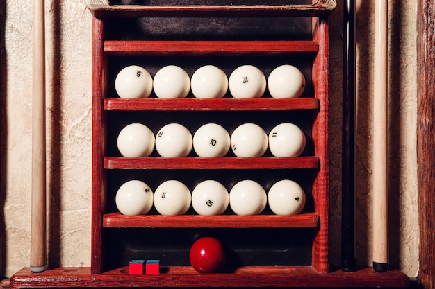Biljartballen