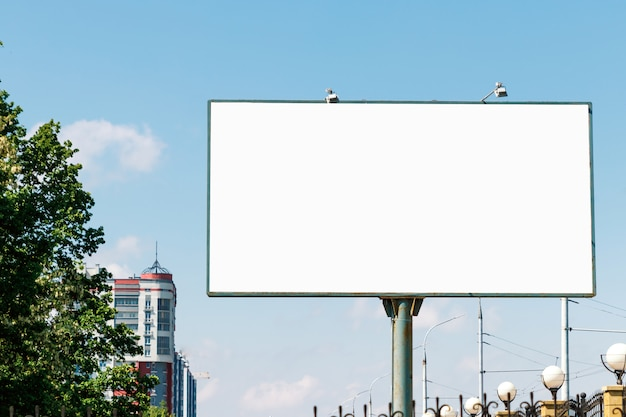 Billboard, billboard, canvas billboard, stad