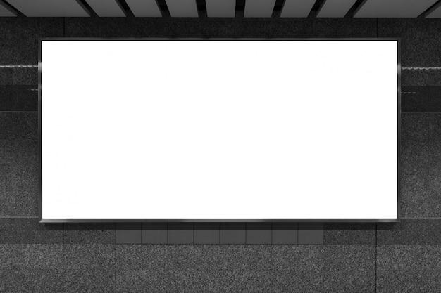 Billboards verlichtingstekens voor public relations en public relations-media voor het publiek