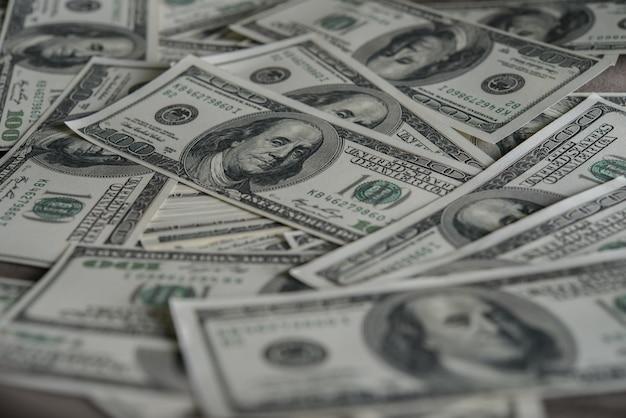 Billie dollar. geld achtergrond