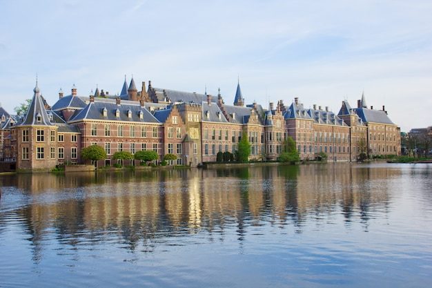 Binnenhof (nederlandse parlement), den haag (den haag), nederland