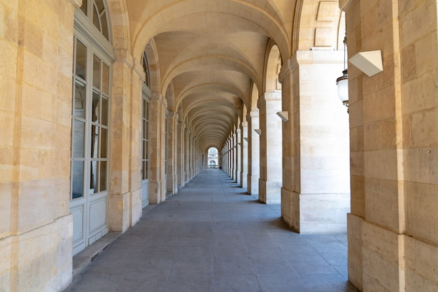 Binnenland van het opera-huistheater in de stad frankrijk van bordeaux