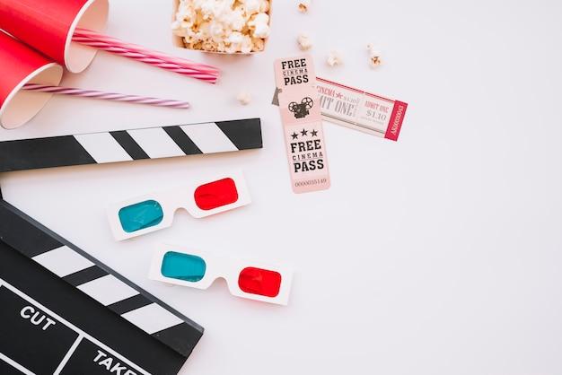 Bioscoop elementen