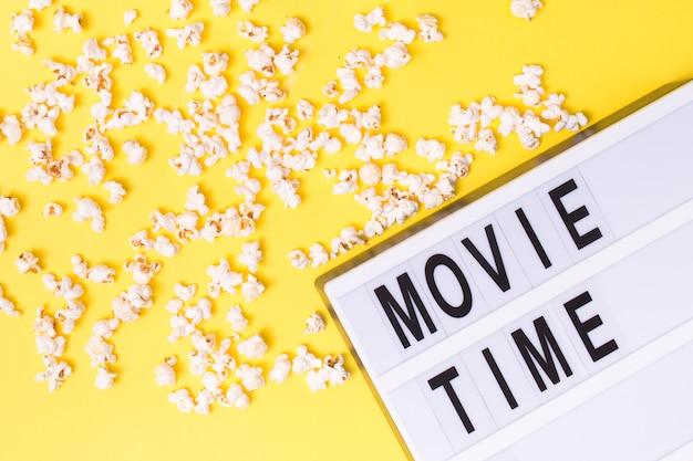 Bioscoop stilleven