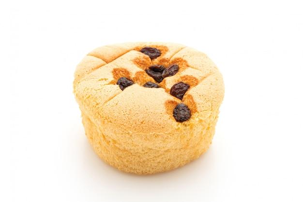 Biscuitgebak met rozijnen