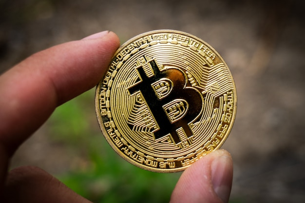 Bitcoin btc cryptocurrency betaalmiddelen in de financiële sector