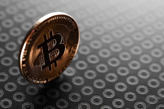 Bitcoins en virtueel geld.