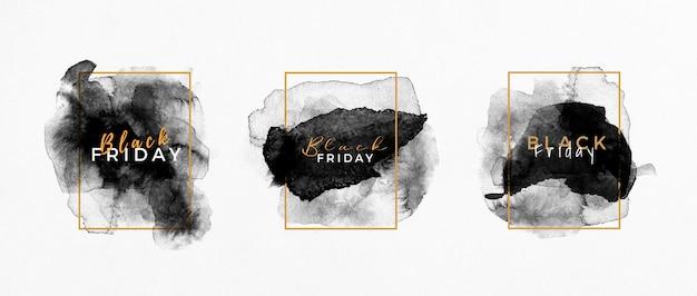Black friday-verkoop black label-collectie