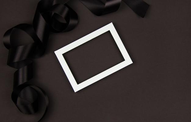Black friday-verkoopconcept met frame