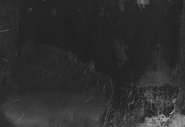 Black gepleisterde muur