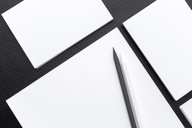 Blanco briefpapier voor bedrijven