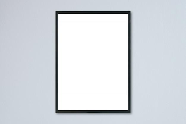 Blanco patroon aanplakbiljet grijs materiaal