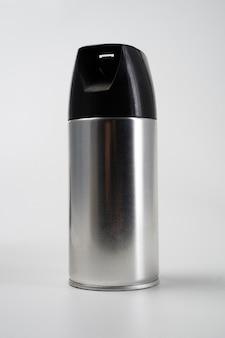 Blank aluminium spuitbus