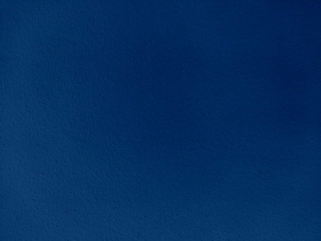 Blauw geschilderde geweven muur