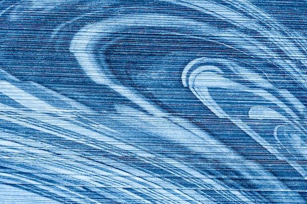Blauw hout marmeren textuur afbeelding