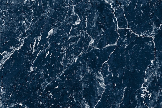 Blauw marmer gestructureerd achtergrondontwerp