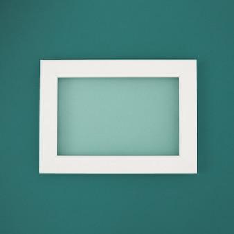 Blauw minimaal frame