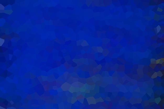 Blauw mozaïek abstract textuurpatroon, zacht vervagen achtergrondbehang