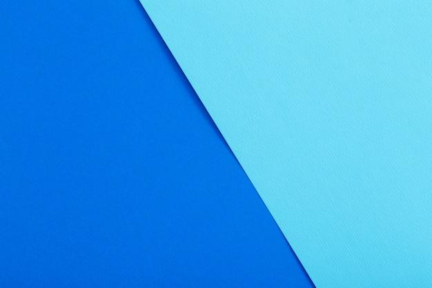 Blauw papier achtergrond