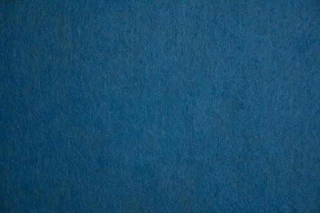 Blauw vilt textuur