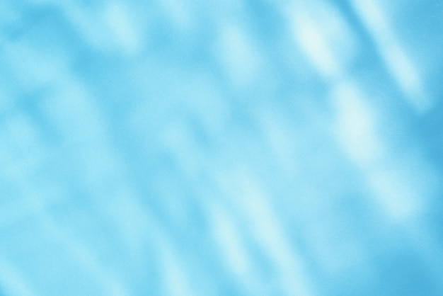 Blauw water textuur achtergrond abstract patroon