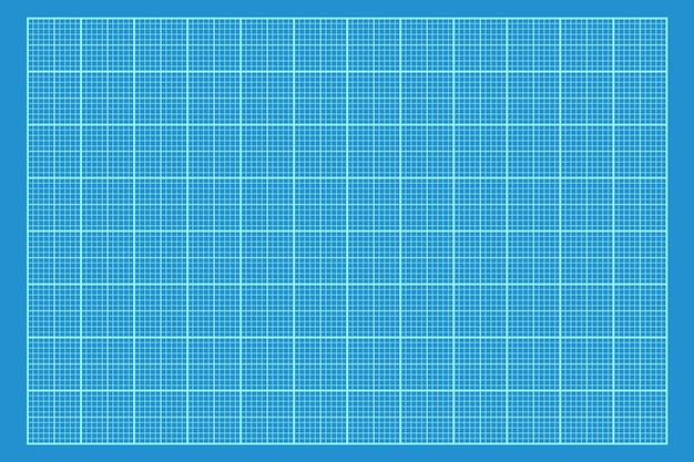 Blauwdruk afbeelding bekleed papier achtergrond textuur extreme close-up. 3d-rendering