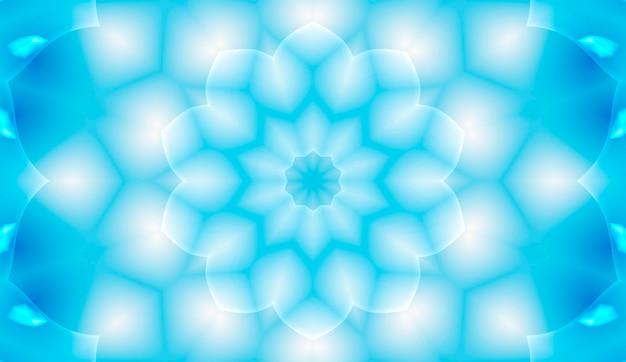 Blauwe abstracte paardebloem bloem achtergrond, close-up met soft focus sea... vrijheid om te wensen. paardebloem silhouet pluizige bloem op avondrood. zaad macro close-up. hoop en dromen concept. breekbaarheid.