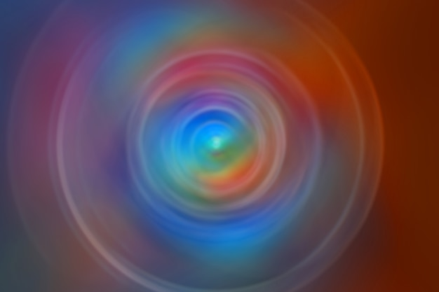 Blauwe abstracte textuurachtergrond, vervagingspatroonachtergrond van gradiëntbehang