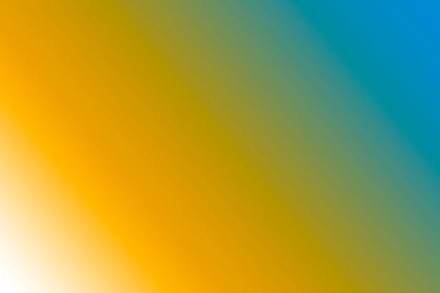 Blauwe achtergrond met geel en wit