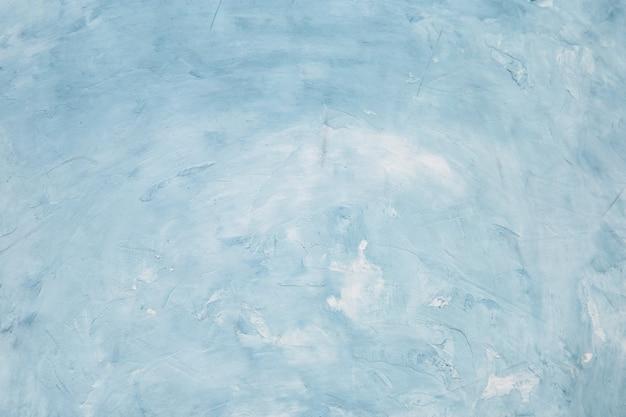 Blauwe betonnen achtergrond, muur met textuur, voorbereiding voor ontwerp. kopieer ruimte.
