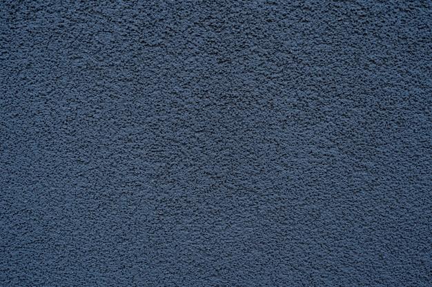 Blauwe betonnen muur witte kleur voor textuur achtergrond
