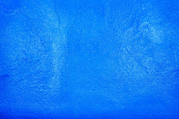 Blauwe betonnen wand textuur