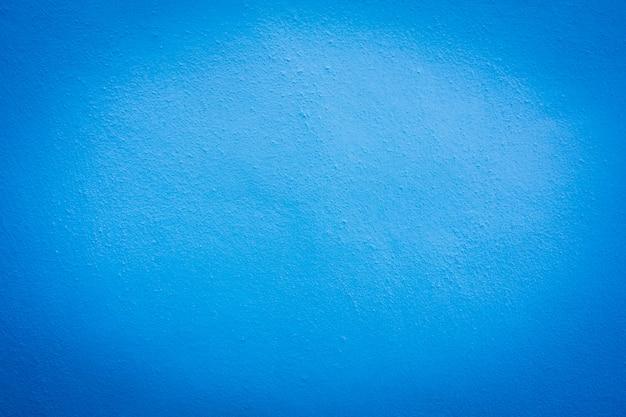 Blauwe concrete muurtexturen voor achtergrond