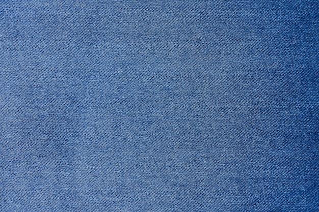 Blauwe denim jean textuur en achtergrond
