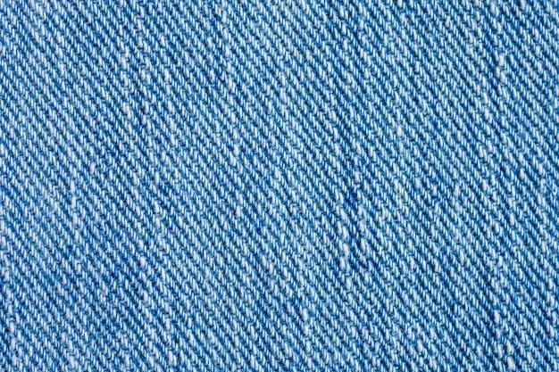 Blauwe denim jeans textuur
